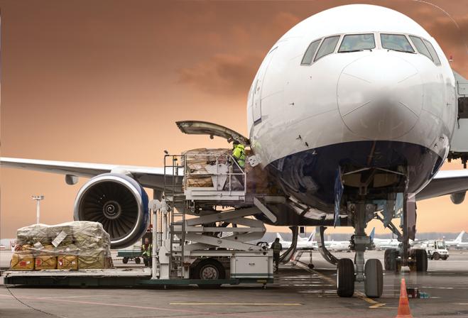 Vận chuyển hàng đường hàng không