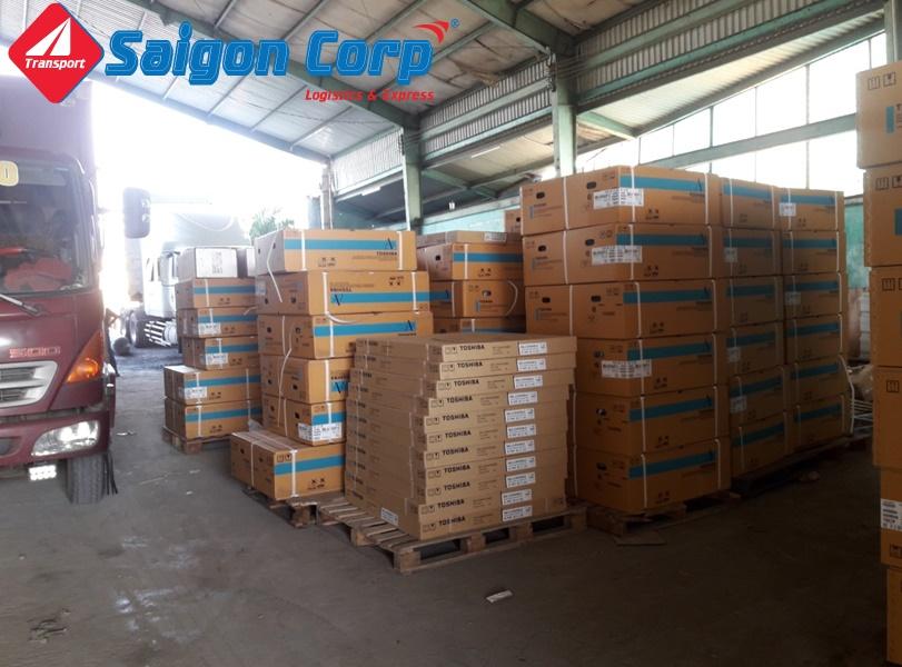 Vận chuyển hàng hóa Bắc Nam tại Tp.HCM