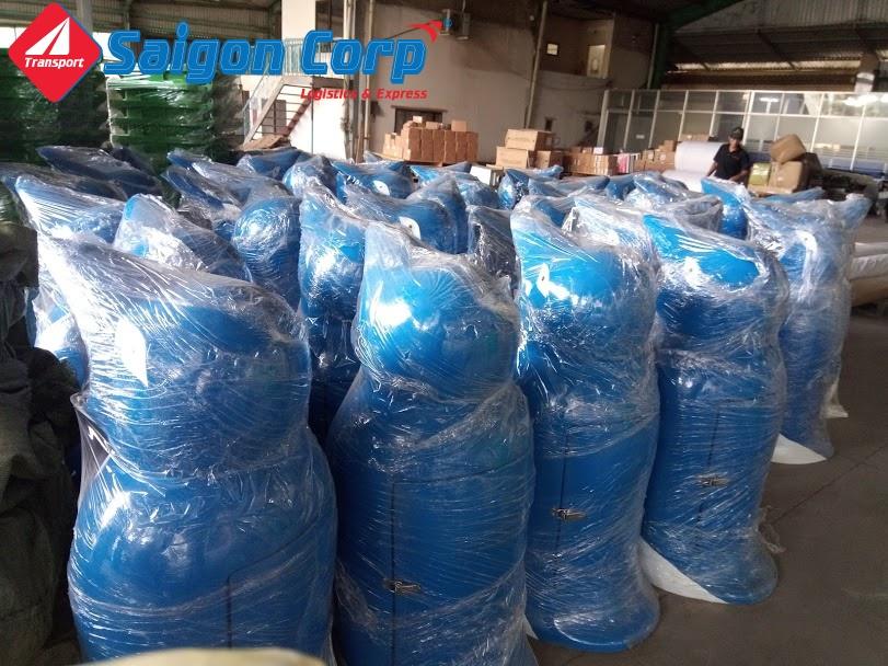 Vận chuyển hạt nhựa, nhựa gia dụng giá rẻ