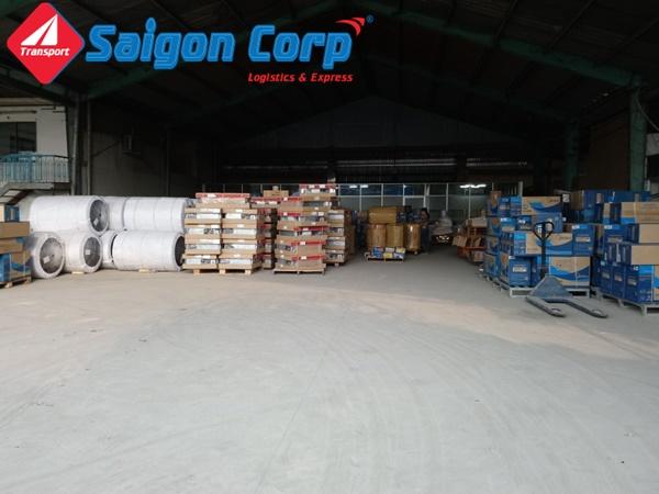 Chở hàng nhanh Sài Gòn Đà Nẵng