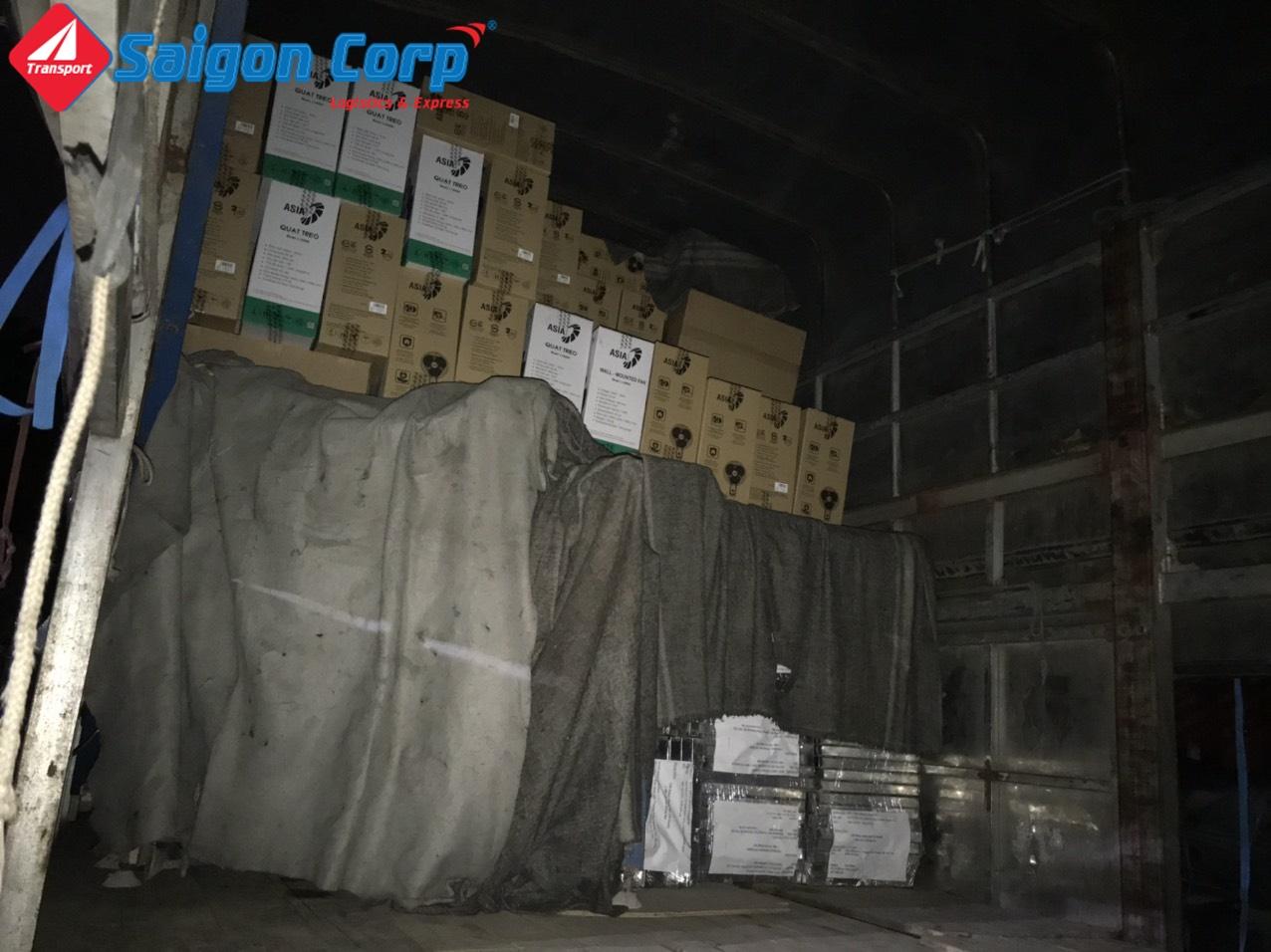 Gửi hàng Đà Nẵng đi Tp.HCM