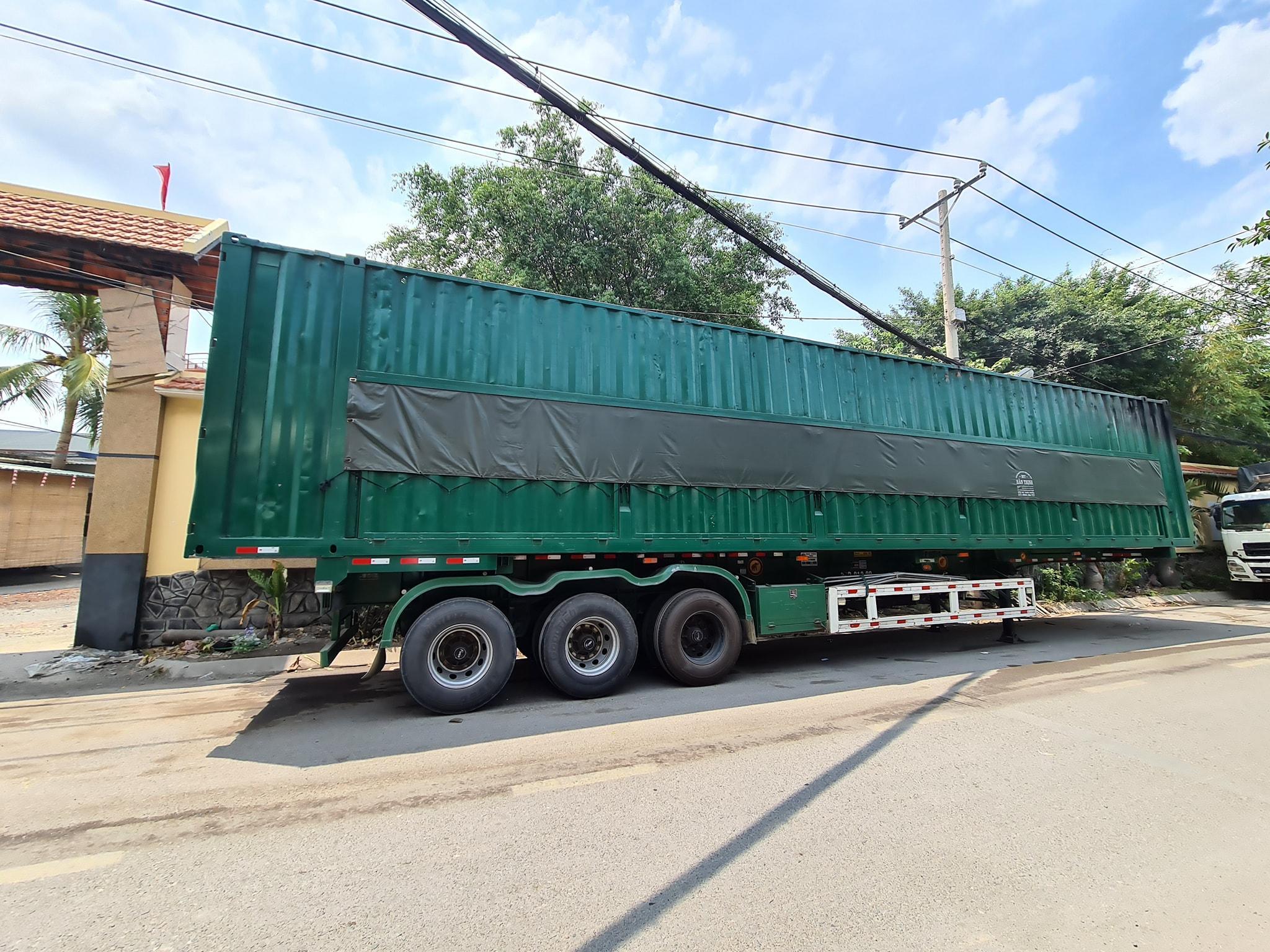 Quy trình bảo dưỡng xe container