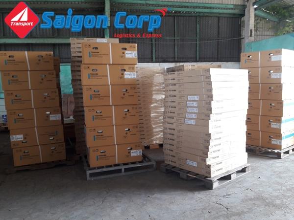 Gửi vận chuyển hàng gia dụng về các tỉnh