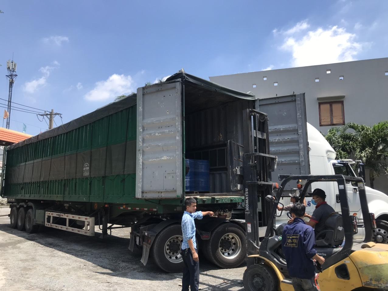 ý nghĩ việc bảo dưỡng xe container