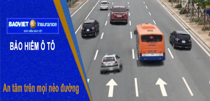 Phí bảo hiểm ô tô Bảo Việt