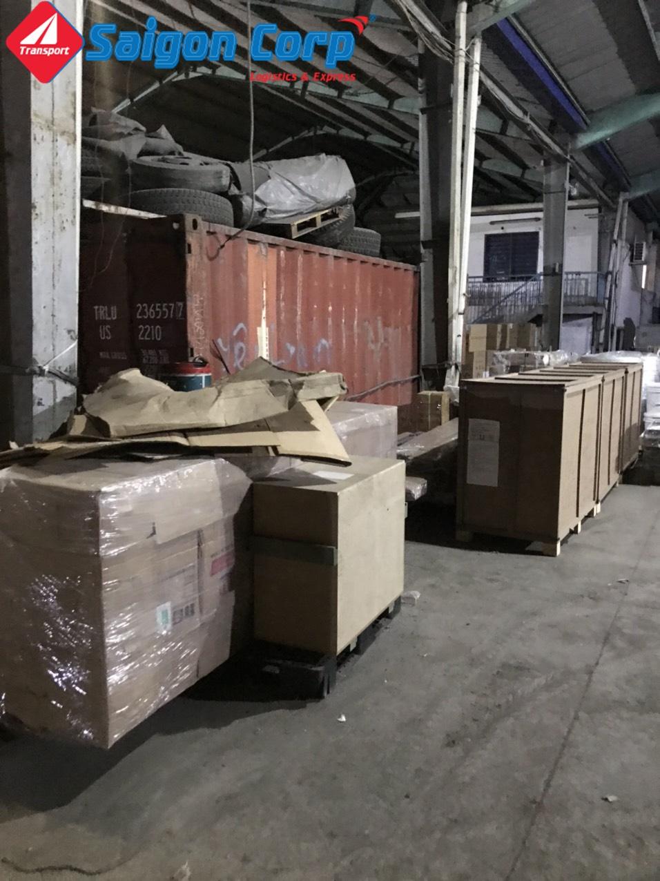 Vận tải hàng đi KCN Thanh Hóa