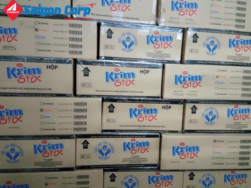 Chở hàng hóa đi KCN Đồng Nai