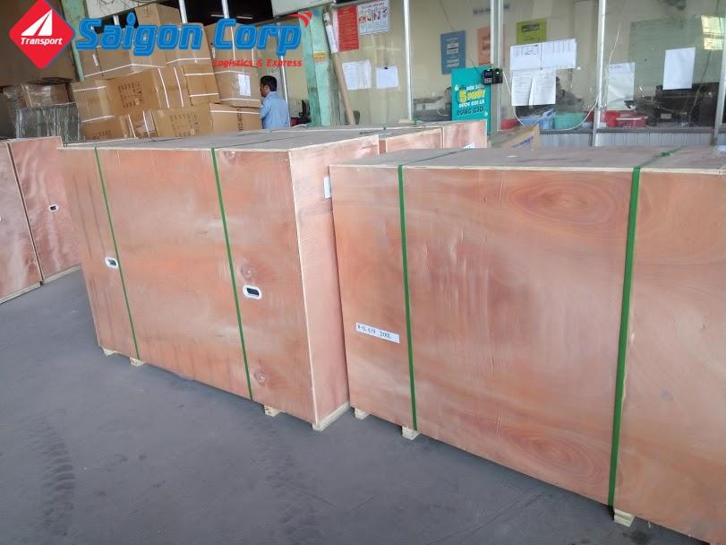 Vận chuyển hàng hóa đi KCN Bình Thuận