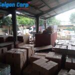 Vận tải hàng đi KCN Tây Ninh