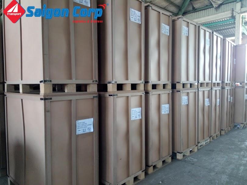 Vận tải hàng đi KCN Bình Thuận