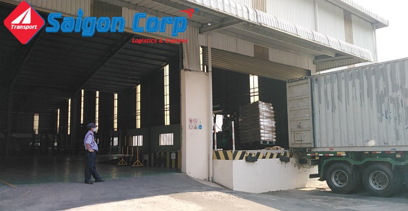 Vận tải hàng hóa đi KCN Huế