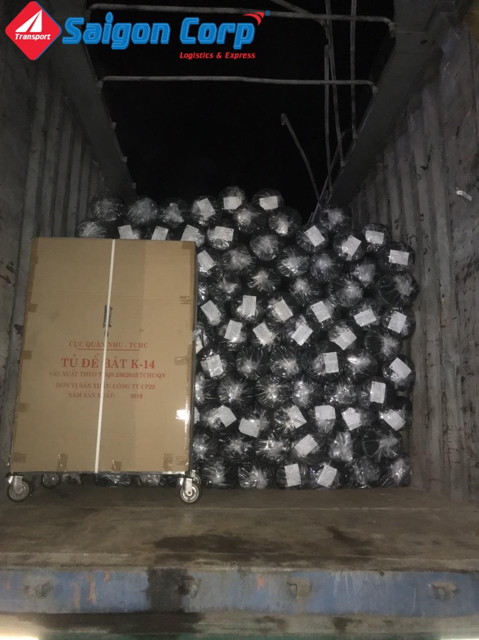 Vận tải hàng hóa đi KCN Quảng Nam