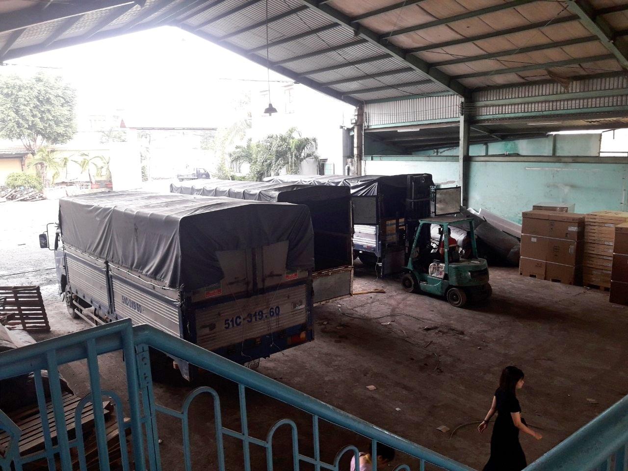 Dịch vụ cho thuê xe tải chở hàng giá rẻ nhất miền Nam - 286986